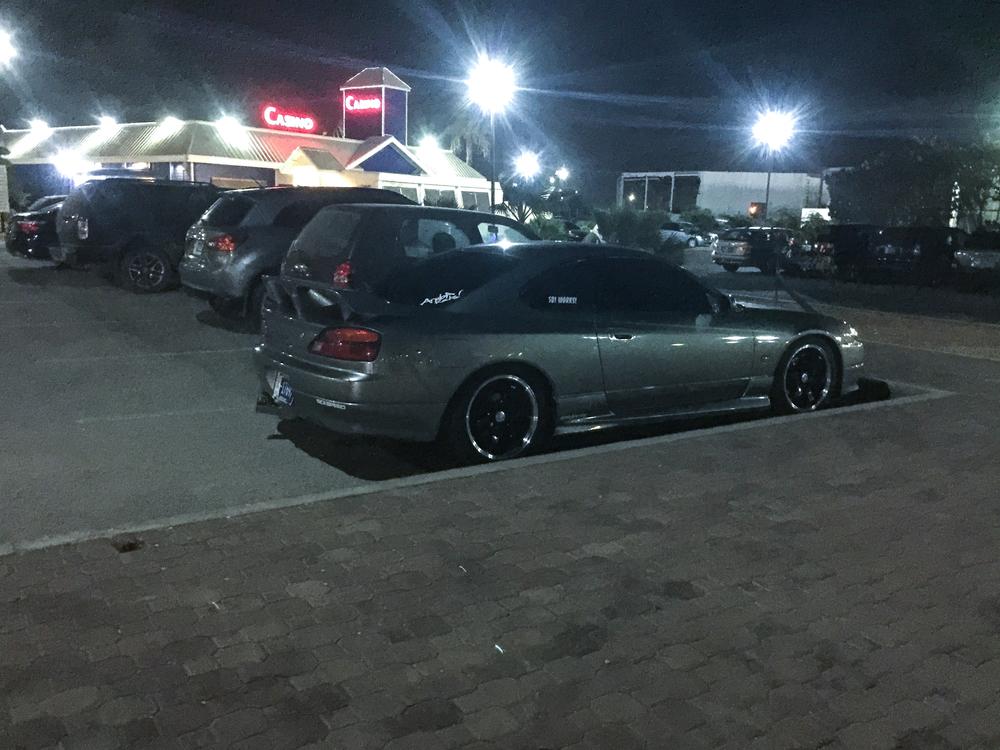 Nissan Silvia jdm cars in aruba