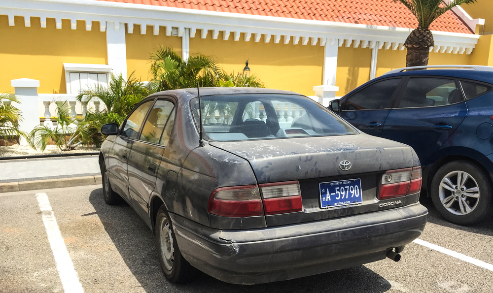 Toyota jdm cars in aruba