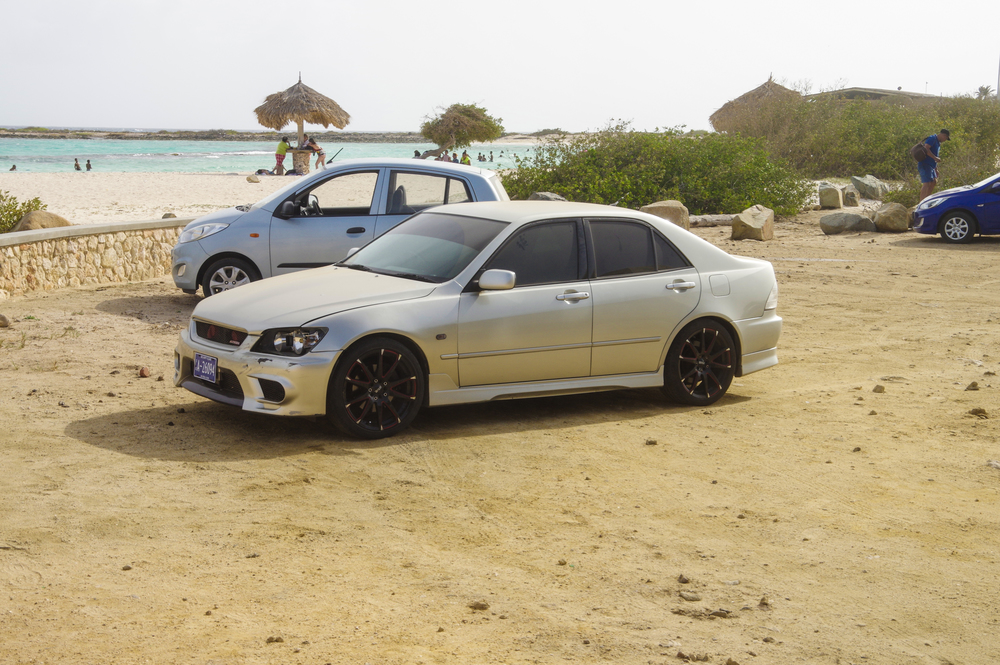 Toyota Altezza RS200 jdm cars in aruba