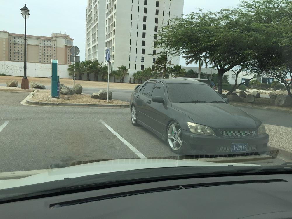 Toyota Altezza jdm cars in aruba