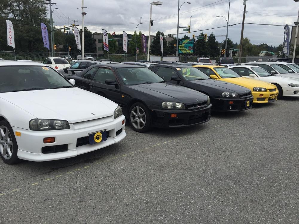 velocity cars Vancouver jdm