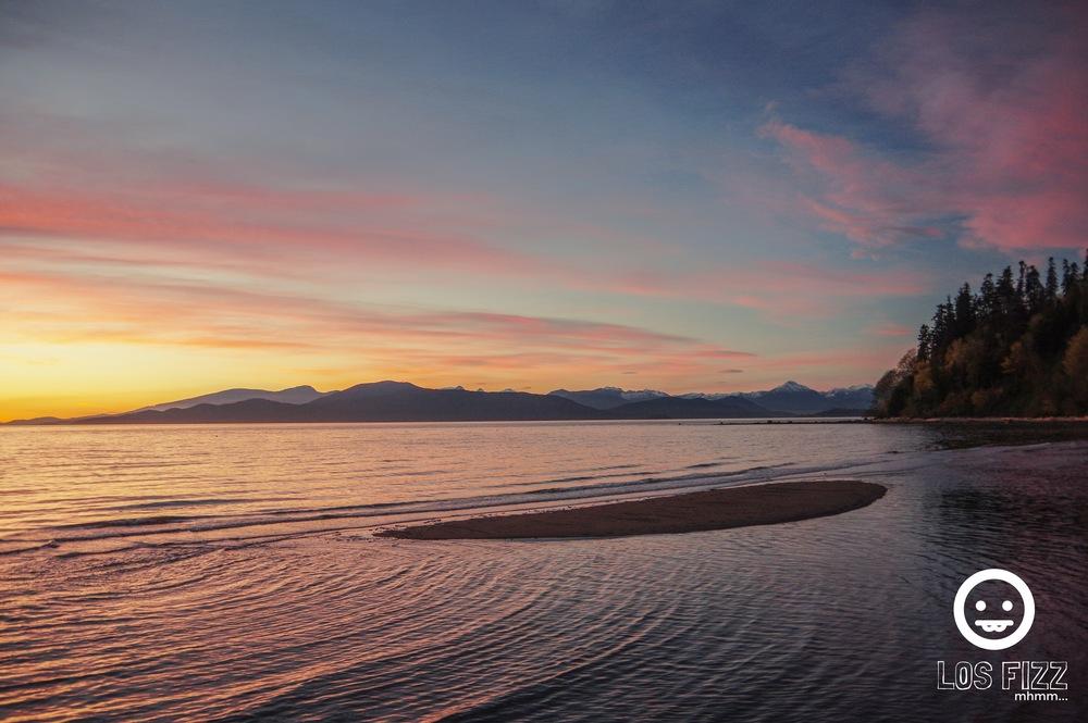 Wreck Beach Vancouver British Columbia UBC