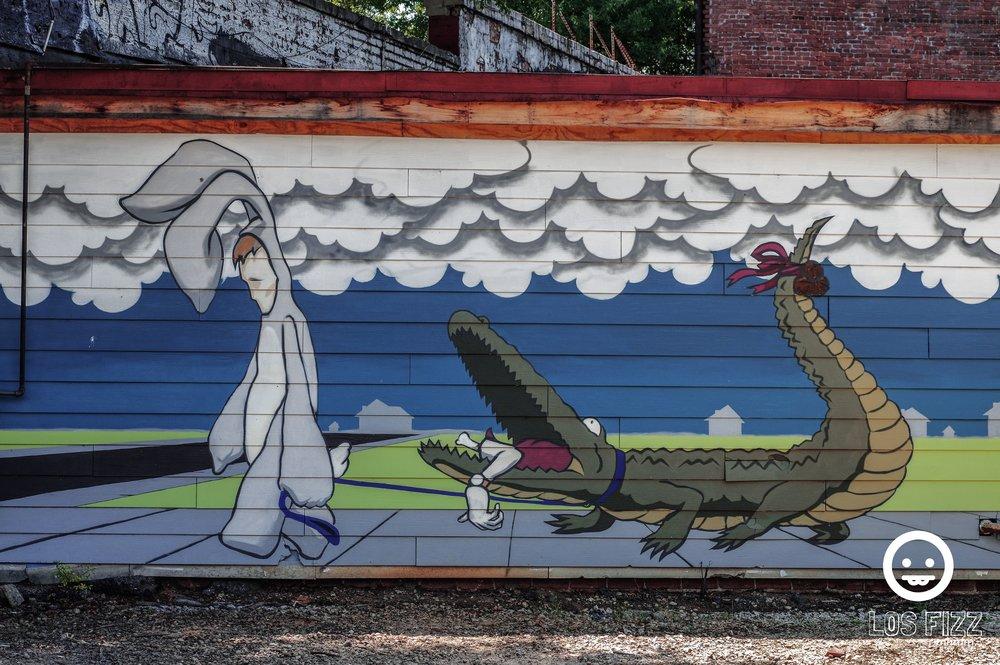 east Atlanta graffiti