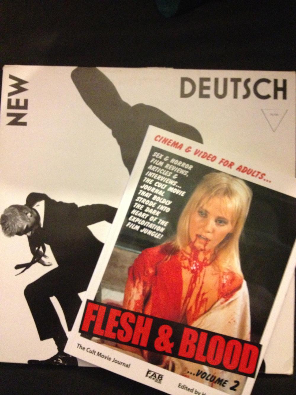 Amanda Lear Deutsch archive — the brvtalist