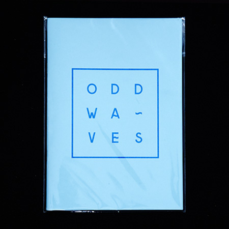 "Odd Waves Just released by Sydney-based graphic designer, Steele Bonus, Odd Waves chronicles the underground ""sub-culture of pop art punks, disco weirdos and synthesists from 1979-1985."" Expect to see some amazing photographs, portraits and other images depicting the incredible scene of the time. Also included is a 1-hour mix CD which features many of the artists contained in the book. This is limited to 300 and I already bought mine so I 'm sure they will go fast.  Pick yours up at Noiseinmyhead. -JRS"