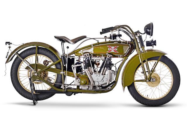 1928 Excelsior 750cc Super-X Frame