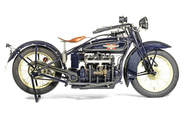 1928 Henderson 1301cc Deluxe Four Engine.jpg