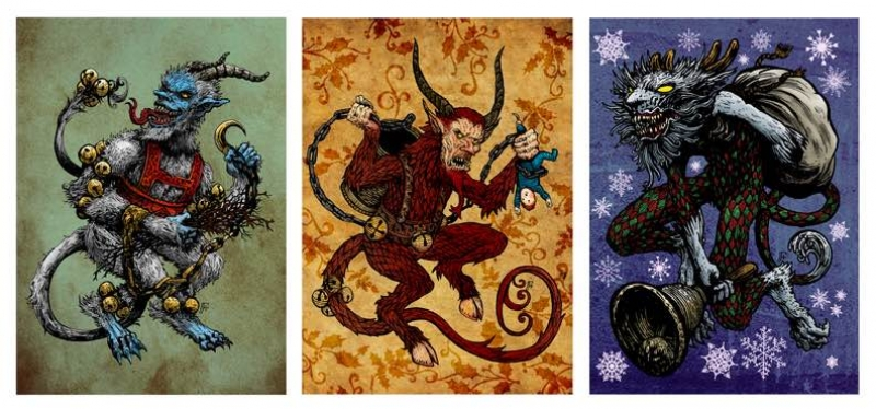 The brvtal list part iii the brvtalist dark somber greetings krampusnacht gift cards often times the most difficult thing to find someone is a good greeting card thats where dark somber m4hsunfo Choice Image