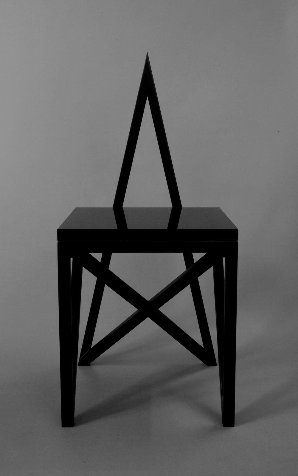 Pagan Chair (Grey)