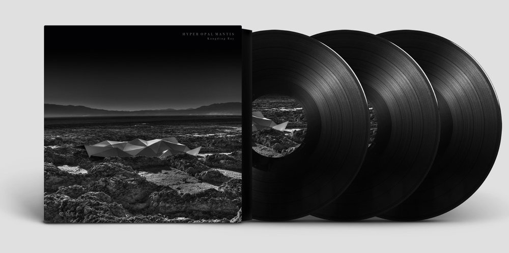 Kangding Ray - Hyper Opal Mantis (Sroboscopic Artefacts, 2017)