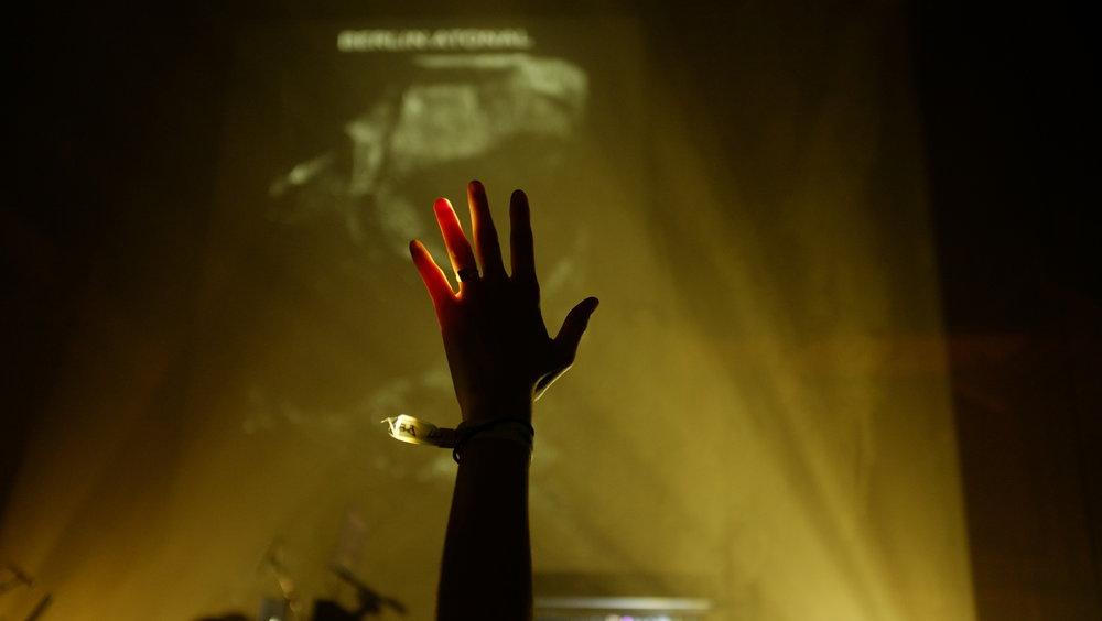 Hand © Estela Oliva