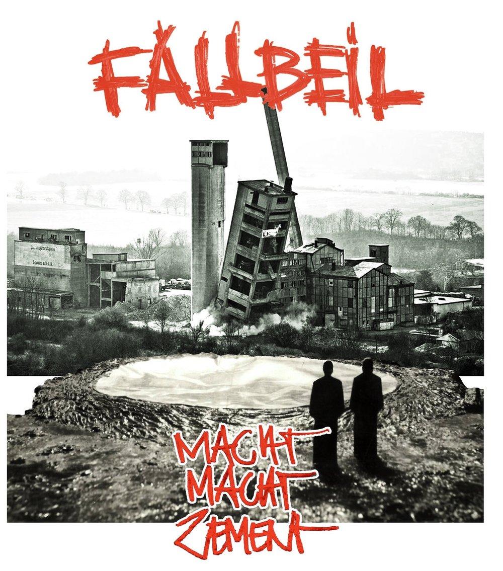 Fallbeil -  Mach Macht Zemet  (Killekill, 2017)