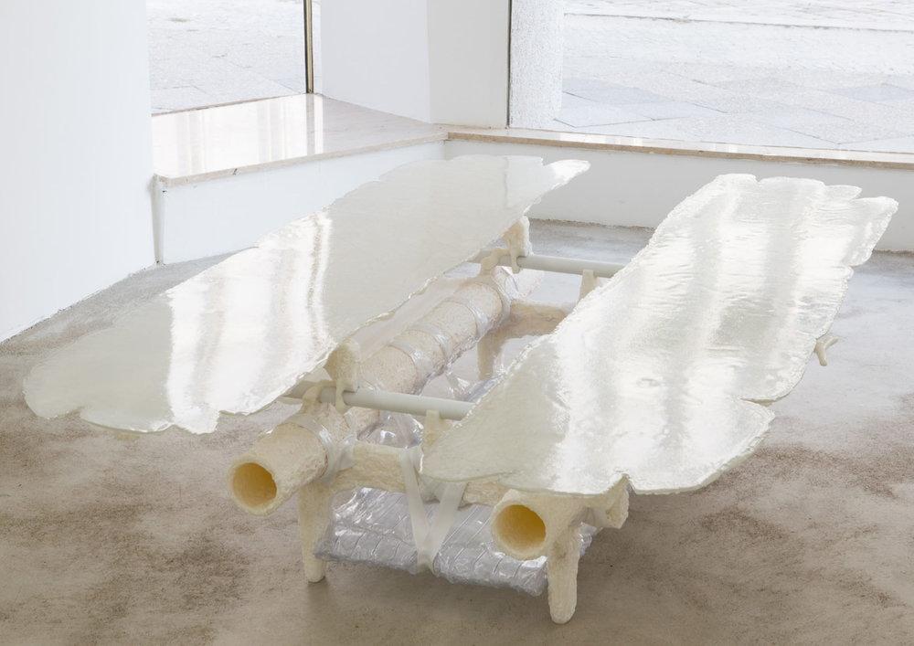 Théophile Blandet (b. 1993, Strasbourg, FR; lives and works Eindhoven, NL). Photo courtesy of Functional Art Gallery