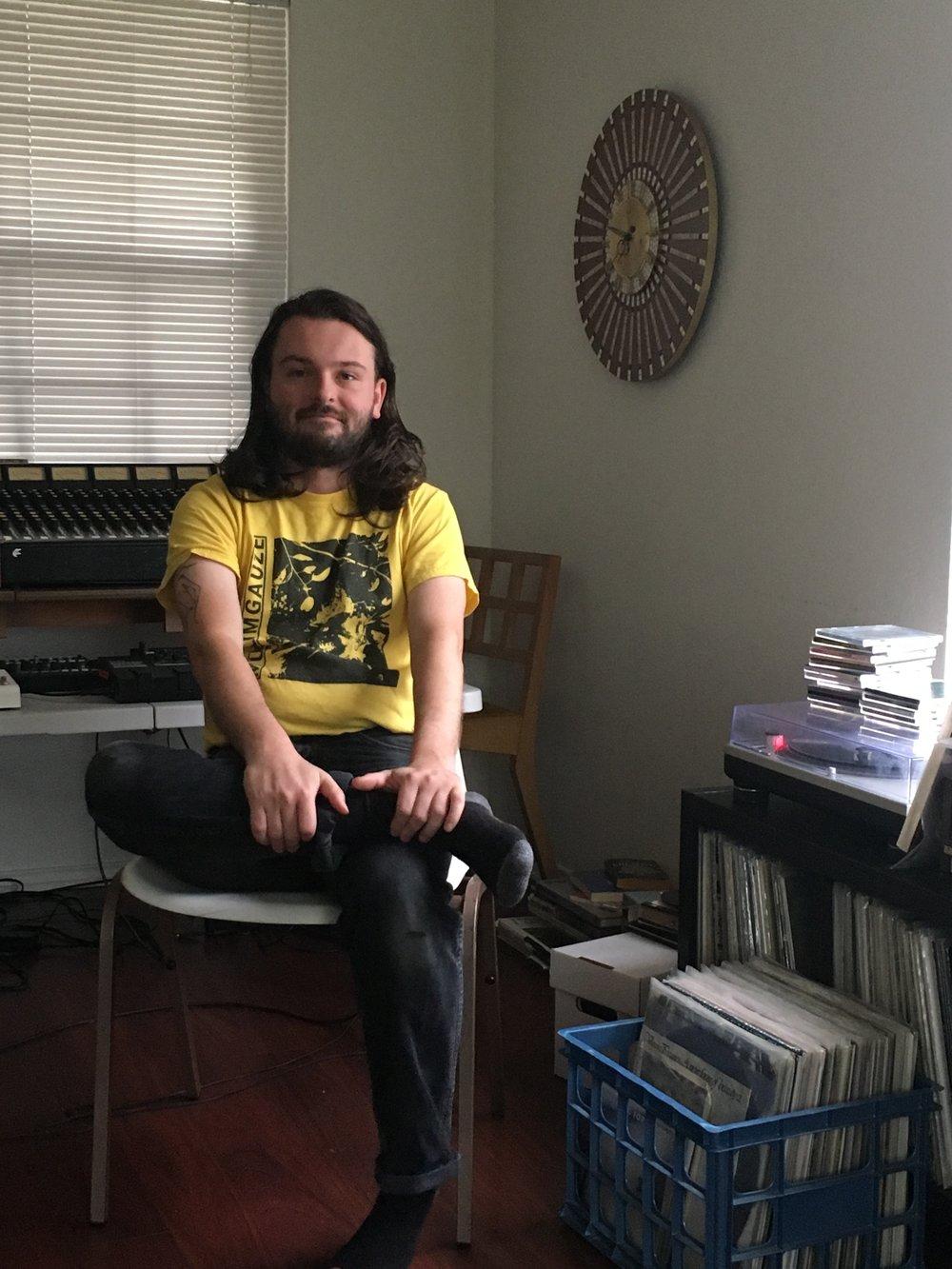 S. English - Shane English -Texas based producer and engineer of Eminent Domain.