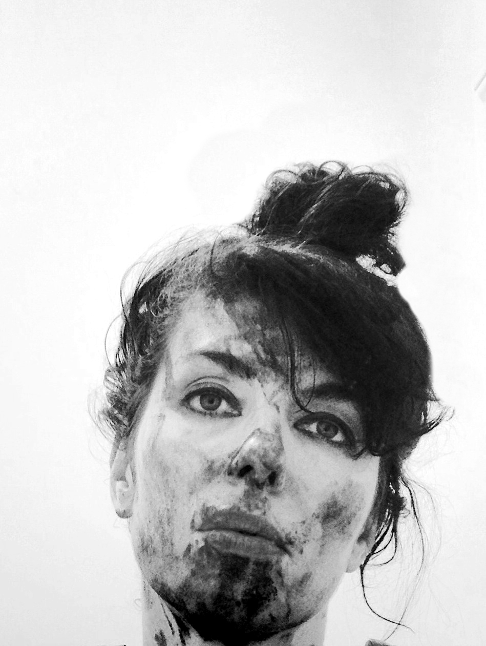 Pod Blotz - Suzy Poling - Los Angeles based multimedia artist.