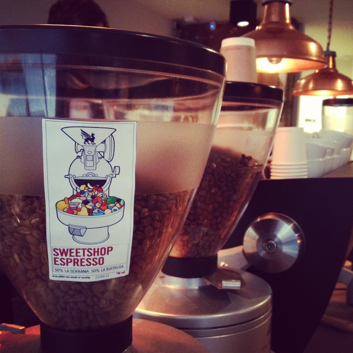 Sweet Shop Espresso