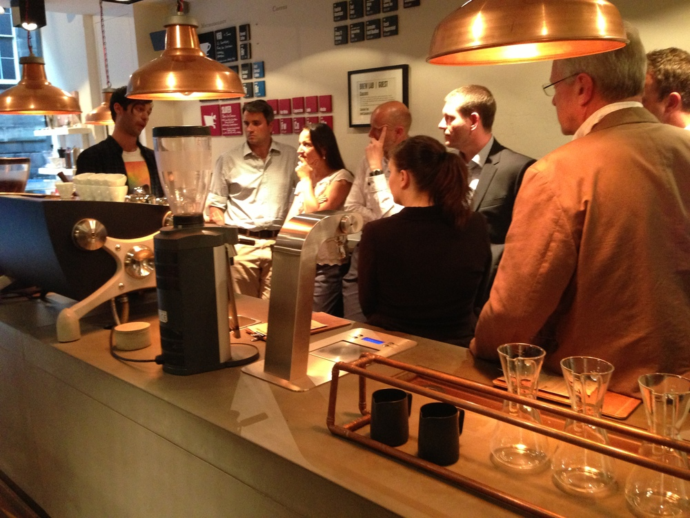Corporate Coffee Training & Events