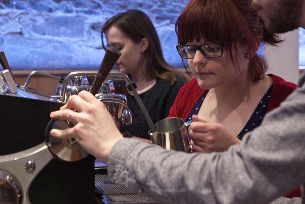 Espresso Masterclass Voucher