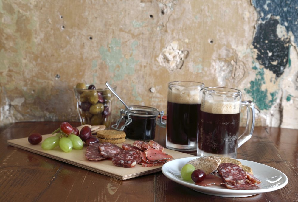 Craft Beer & Cured Meats