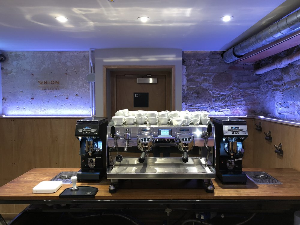 Training Lab   A range of coffee training courses designed for home coffee enthusiasts.
