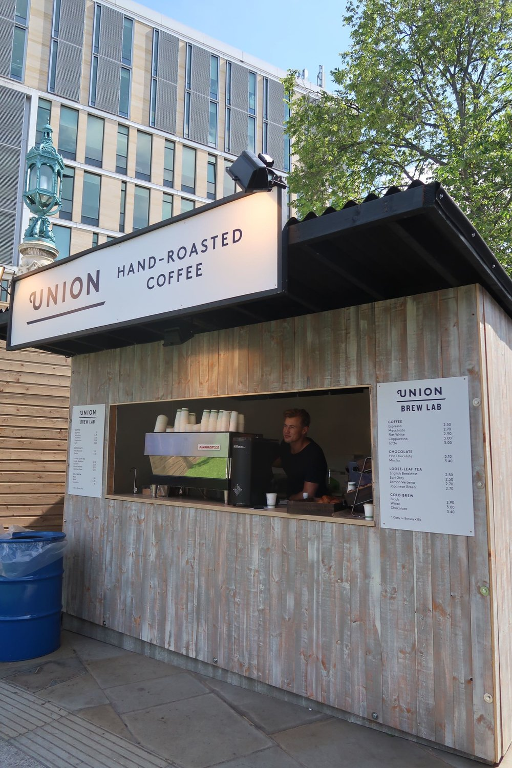 Coffee for festivals   Speciality coffee catering for your festival.