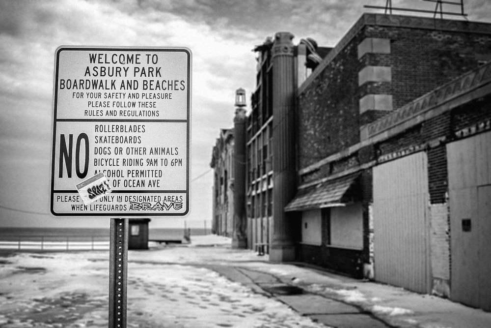 NO MORE ASBURY PARK Hotel Tides - Asbury Park, NJ