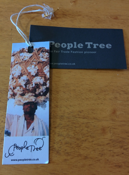 People Tree was the best place for new clothes, as they are fair trade and mostly organic.