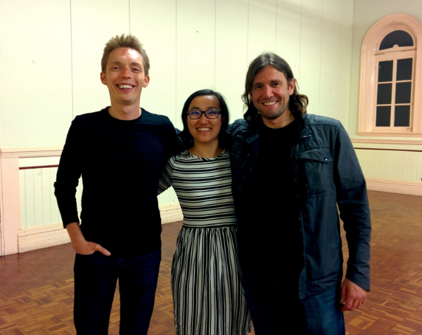 With The Minimalists.