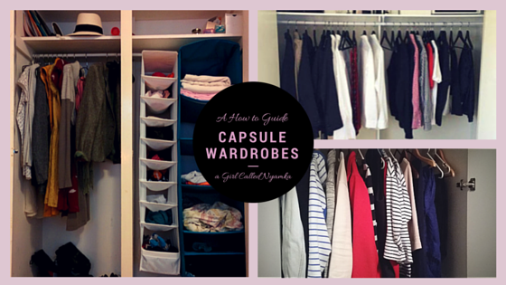 Thank you Steve Jasper and Katrina Nurse for sharing their capsule wardrobes.