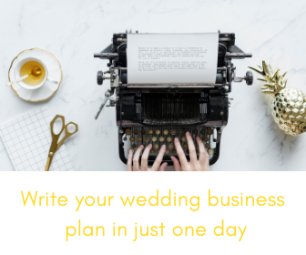business plan for wedding planners