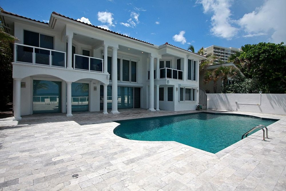 Sold by Alexander Goldstein; Sammy Sosa's Golden Beach oceanfront home