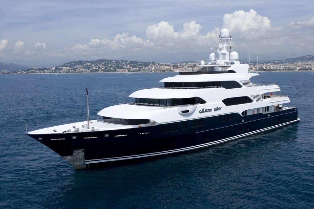 Lurssen/  230 ft. - Martha Ann