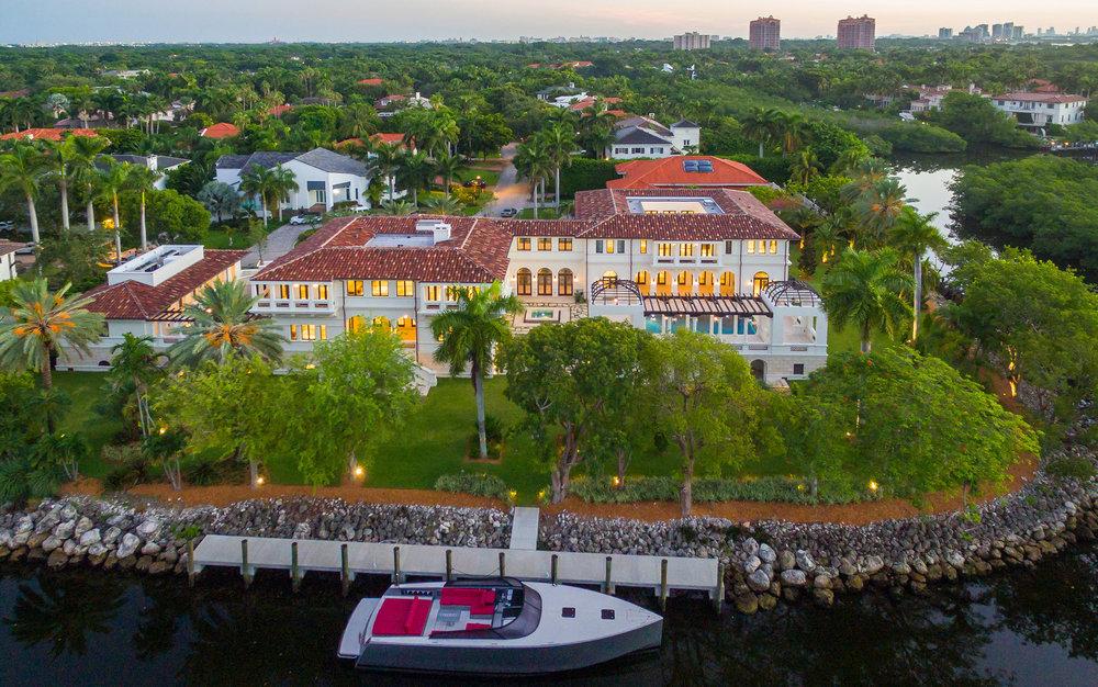 300 Costanera Road, Coral Gables, FL