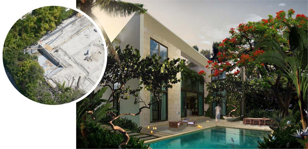 4366 Michigan Avenue, Miami Beach, FL; Architect: DOMO Architecture & Design; Builder: Todd Michael Glaser;