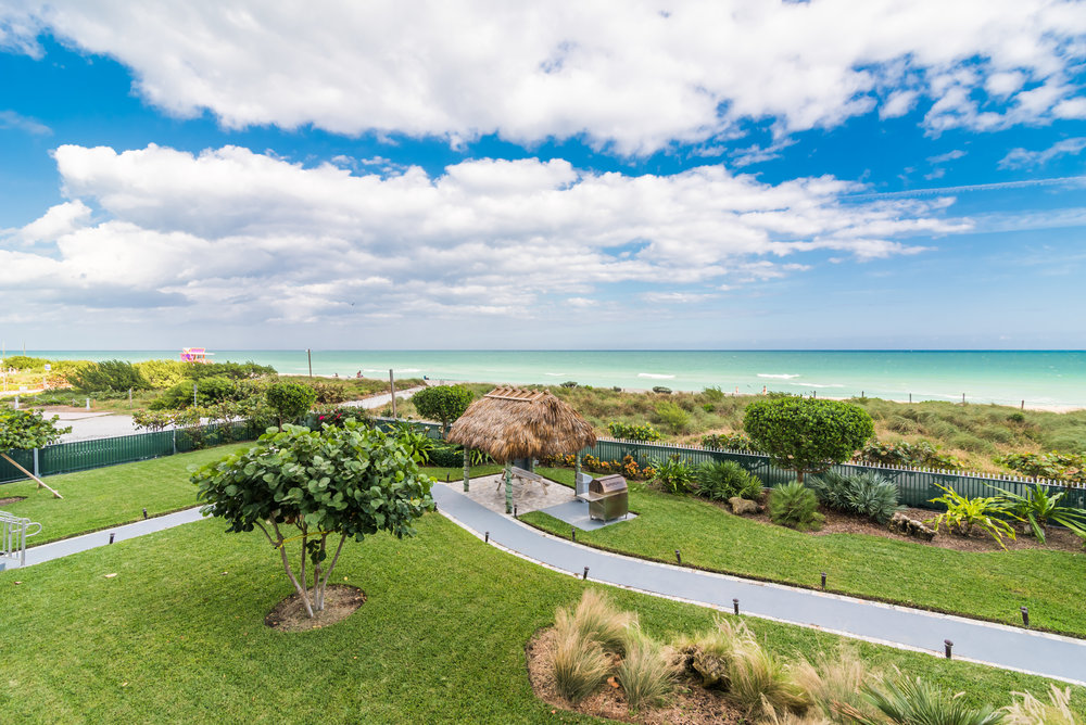 Offered at only $699,000, this Miami Beach condo with a stunning view is represented by Darin Tansey and Chris Wands of Douglas Elliman Real Estate. Click the photo for more details.