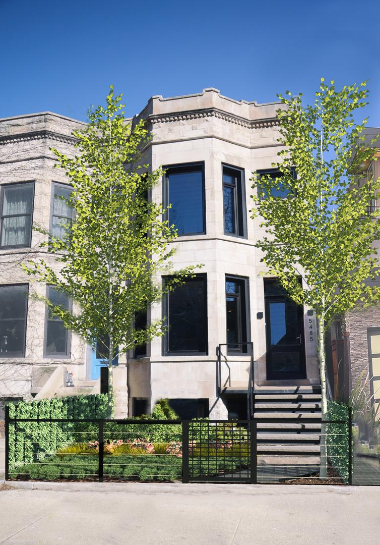 5485 South Ellis Avenue
