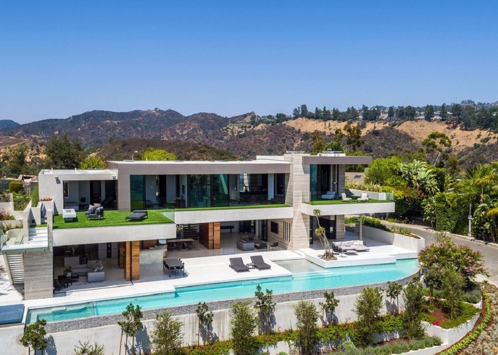 1251 Shadow Hill Way, Beverly Hills