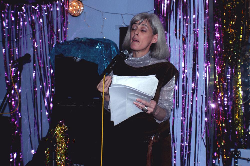 UK Feminist Magazine Parallel Magazine at LOUD WOMEN Christmas Grotto