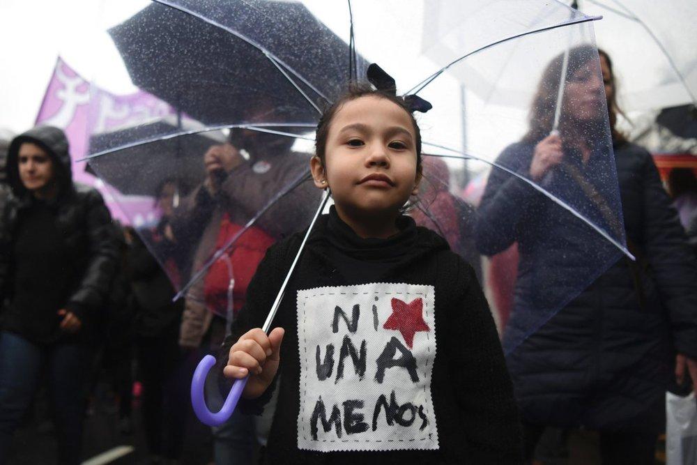 UK feminist magazine Parallel Magazine - #NiUnaMenos: Latin Women Matter