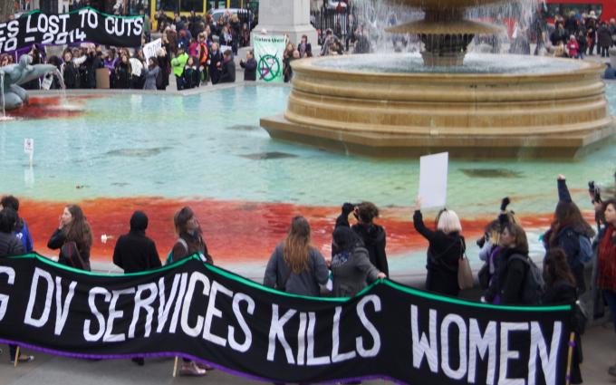 UK feminist zine Parallel magazine - debating the suffragette statue