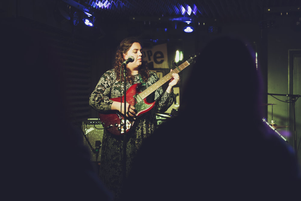 Polynya Jess McPhee music photography Parallel UK feminist magazine blog