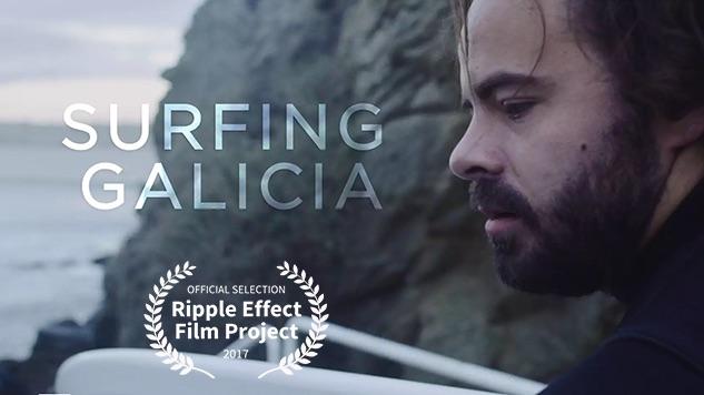 Surfing Galicia  Director: Alex Levin