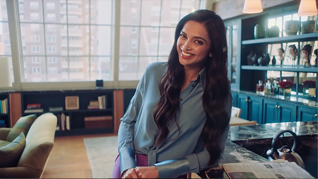Vogue: 73 Questions with Deepika Padukone  Director: Vince Peone
