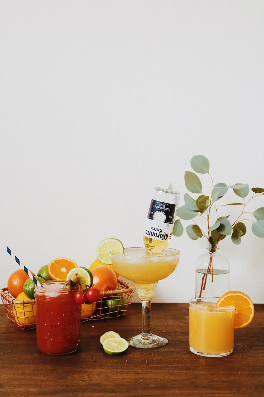 3 SuperBowl Themed Beer Cocktails