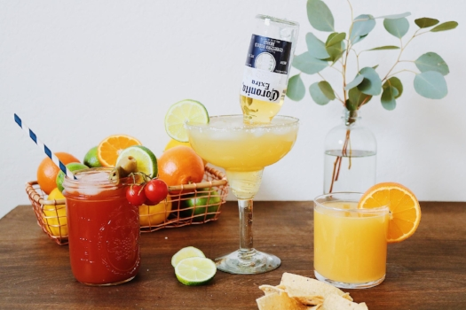 3 SuperBowl Themed Beer Cocktails