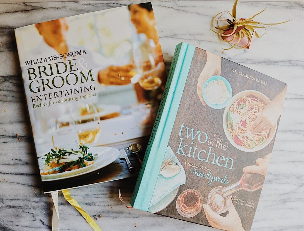 Gift Ideas For Your Newly Engaged Best Friend: Bride & Groom Cookbook