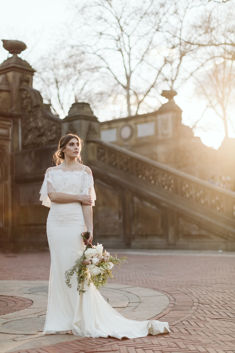 Romantic New York Spring Styled Shoot