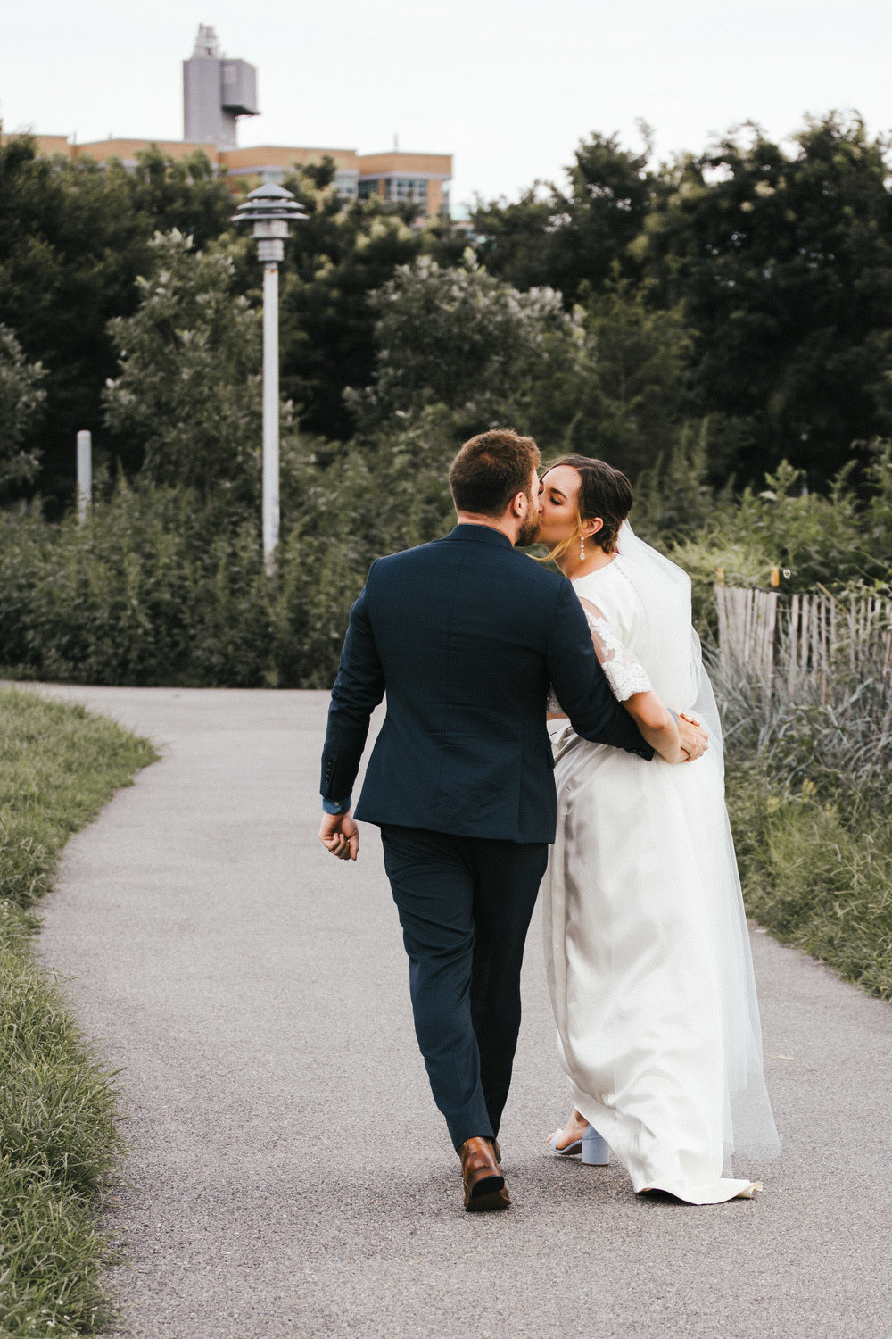 Wedding Spotlight: Madeline + Matt