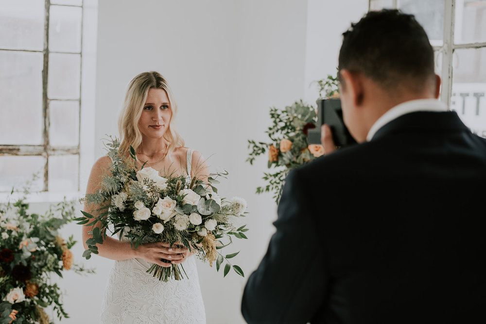 Behind The Scenes: Our NYC Fall Styled Shoot