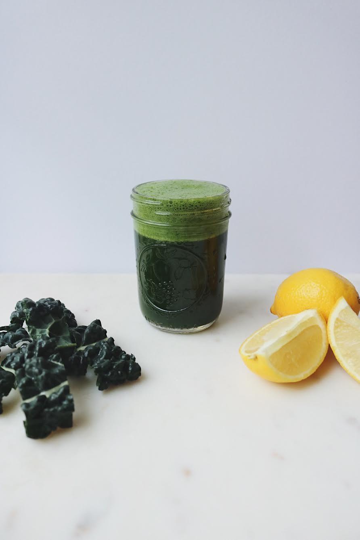 New Year's Juice Detox Recipe
